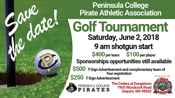 Pirate Golf Tournament