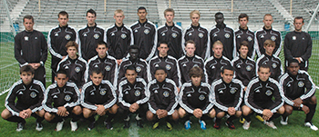 Peninsula College mens soccer 2010