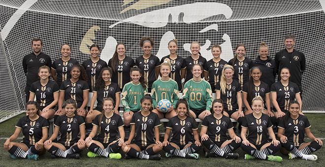 2018 PC Womens Team Photo