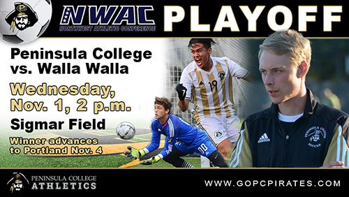 Nov. 1 NWAC Playoff