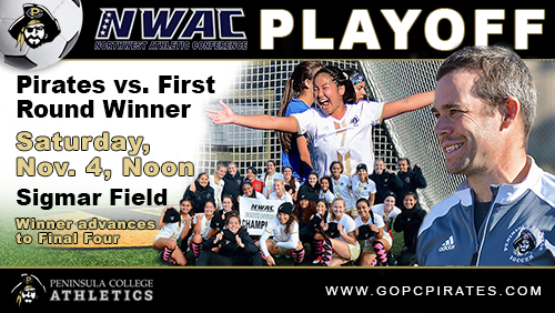 Nov. 4 NWAC Playoff