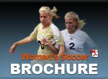 Peninsula College Women's Soccer Brochure