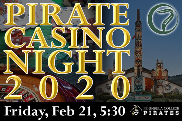 Pirate Casino Night